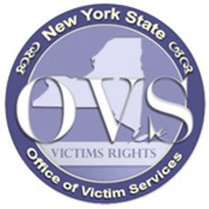 Office of Victim Services. Logo: NYS
