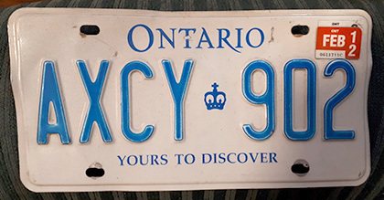 Symbols Of Ontario S Past On Premier Ford S Throwback