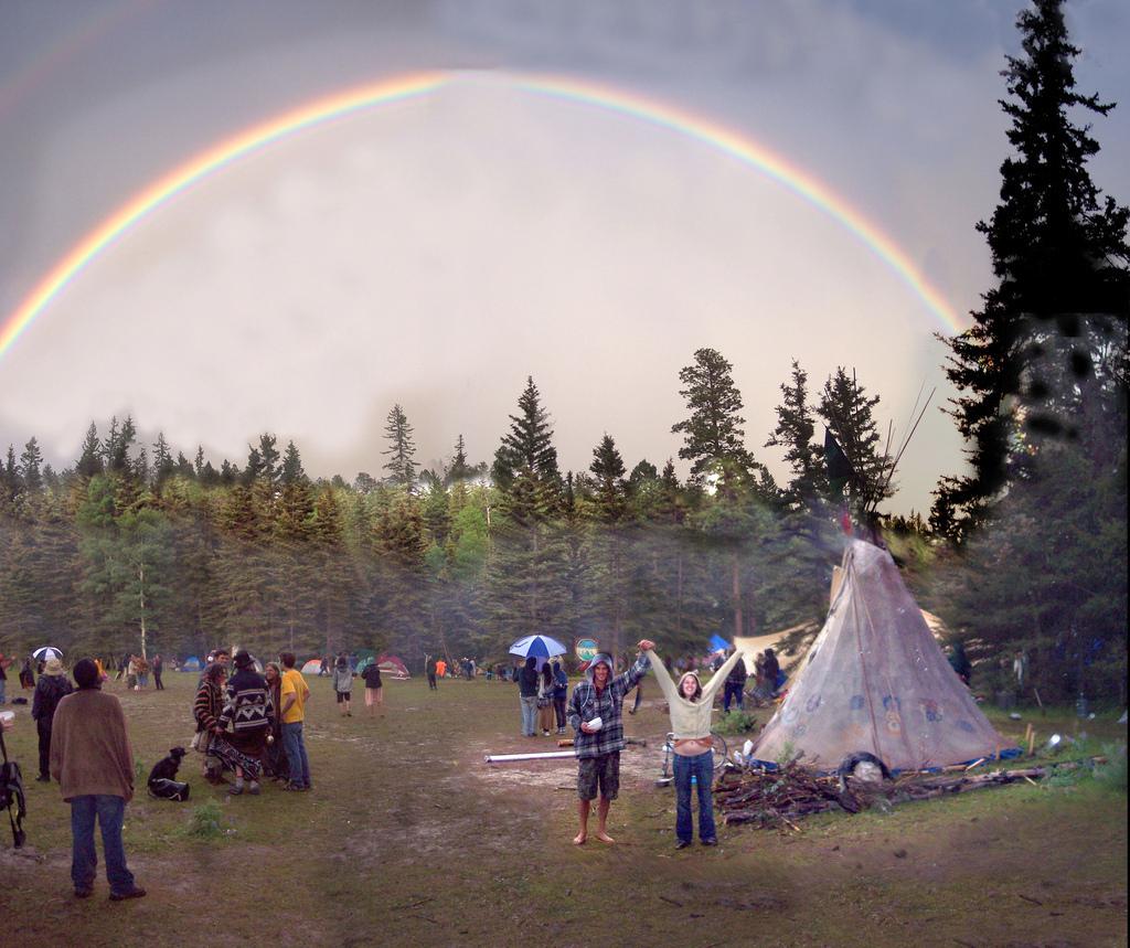 'Rainbows' on Vermont mountain bring message of light ...