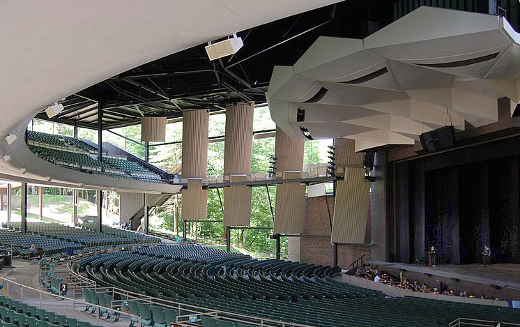 Saratoga performing arts center slashes nyc ballet 39 s for Saratoga hotel in chicago