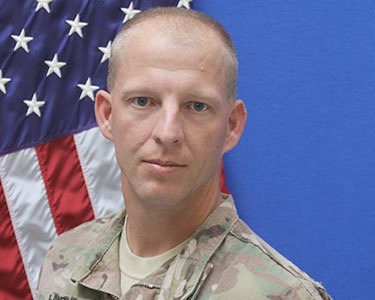 Specialist Terry J. Hume of Merced, CA. Photo: U.S. Army