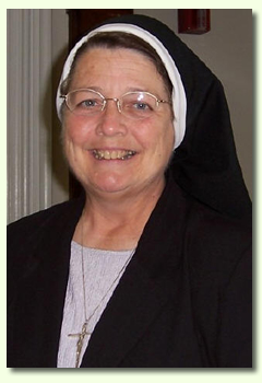 Sister Jennifer Votraw (Source: Dioc. of Ogdensburg website)