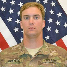 10th Mountain Division soldier Specialist Kerry Danyluk died of wounds sustained in a firefight in Afghanistan. Photo: U.S. Army.