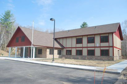 St. Joseph's Addiction Treatment and Recovery Centers' new veterans community residence will welcome its first residents sometime next month. Photo: Chris Knight, Adirondack Daily Enterprise