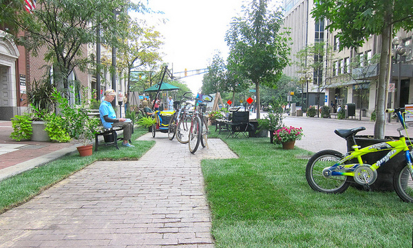 Ny offers communities grants for urban forestry ncpr news - Small urban spaces image ...