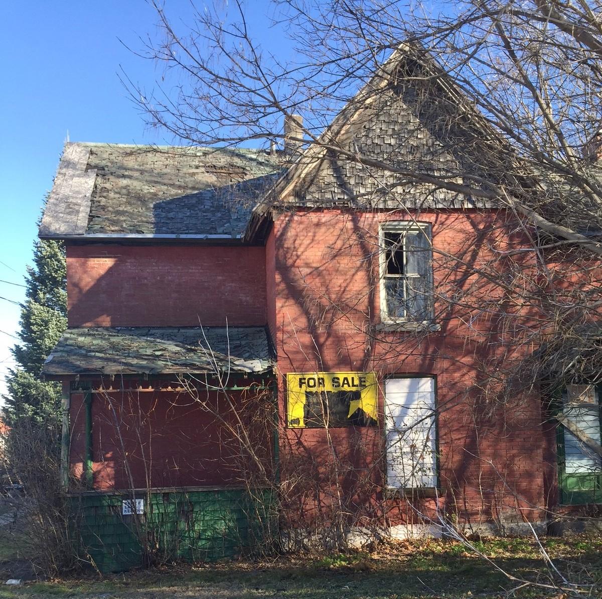 Vacant Homes In Syracuse Ny