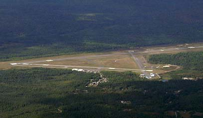 A hard landing for Adirondack Regional Airport?  (Photo:  Wikipedia)