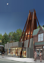 New design unveiled for Adk Museum in Lake Placid (Source:  Skidmore, Owings & Merrill)