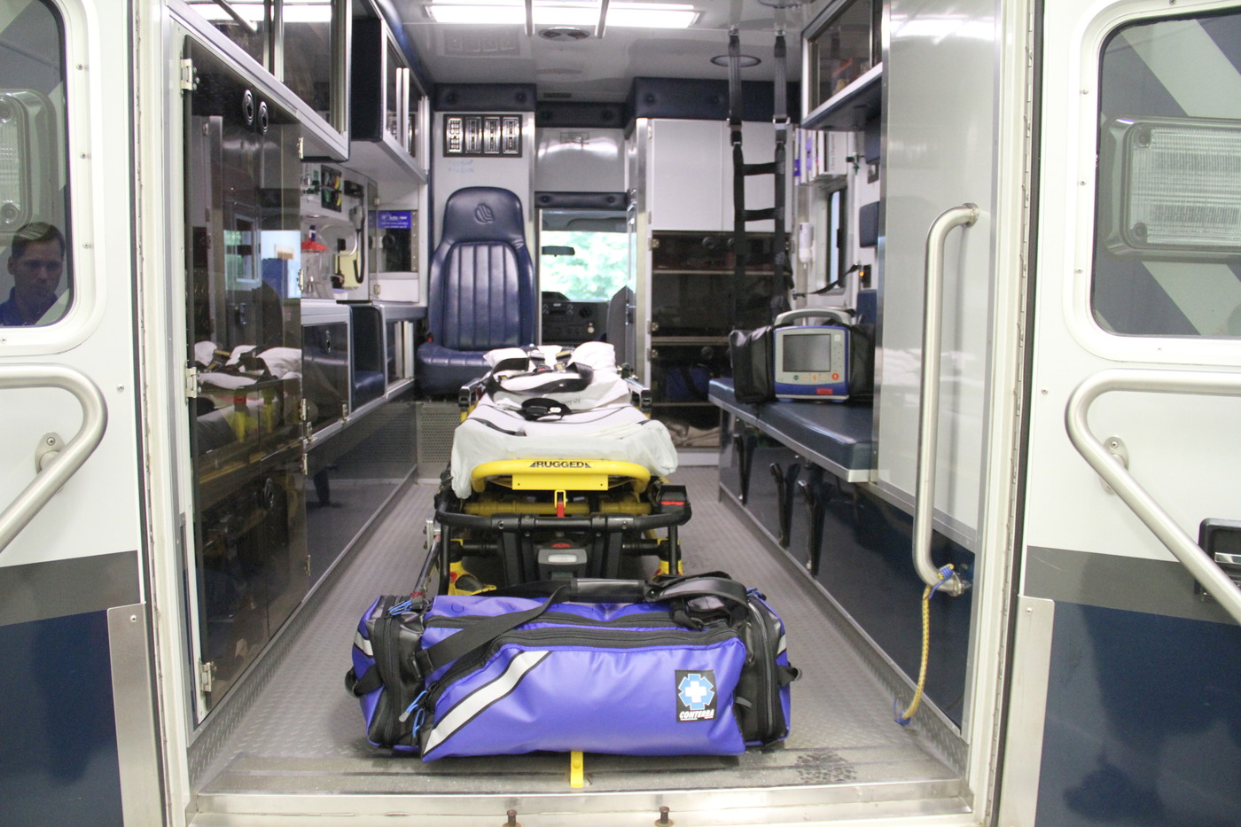 North Country at Work: Saving lives as an EMT in Lake Placid