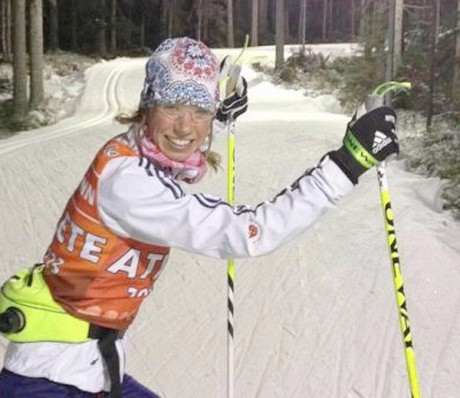 Annelies Cook from Saranac Lake is one of three Adirondackers who will ski and shoot for the US biathlon team in Sochi Russia. (Photo: Cook Biathlon Facebook Page)