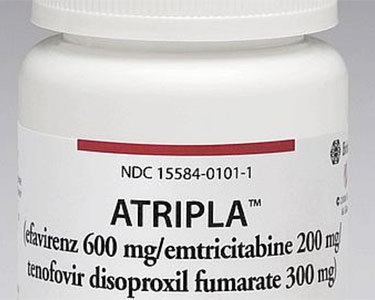 One reason good nutrition is important to AIDS/HIV patients: a common side effect of antiretroviral medications such as Atripla is the loss of minerals from bone.