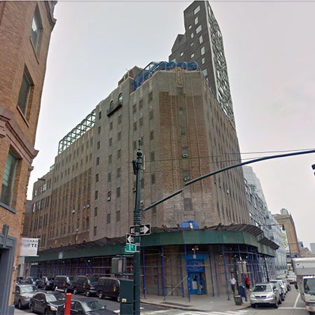 Bayview in Manhattan is one of two correctional facilities slated to be closed in the new budget plan. Photo: Google Street View