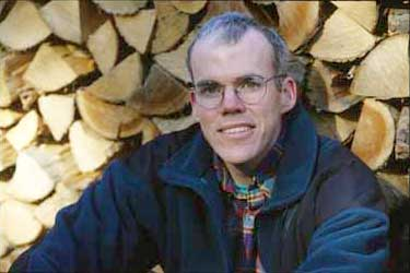 Bill McKibben, founder of 350.org