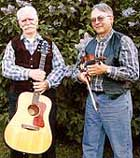Bill Smith and Don Woodcock