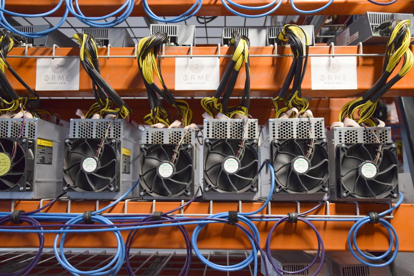 Bitcoin Mining In Massena Hope Or Hype Ncpr News Electrical Wiring Jobs London Computers That Mine For Other Cryptocurrencies Consume Huge Amounts Of Electricity The Question Is Whether They Also Create A Lot Local