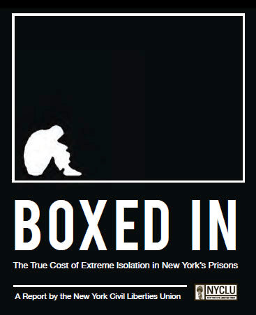 Malone Prison Singled Out In Report On Quot Extreme Isolation