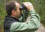 VIC bird expert Brian McAllister