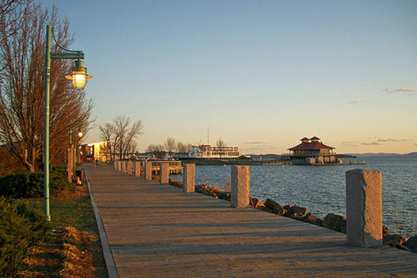 Waterfront upgrades coming to Burlington NCPR News