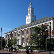 City Hall in Burlington. Photo: TripAdvisor.com