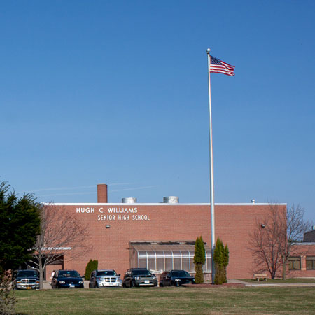 Canton Central School. Photo: Lizette Haenel