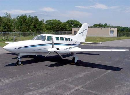 9-seat Cessna 402C (Maine Aviation Sales)