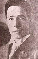 Chester Gillette, convicted of Grace Brown's murder.