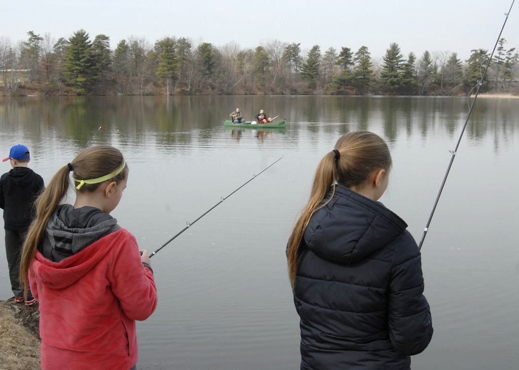 Ny announces start of trout and salmon season on april 1 for Nys fishing seasons