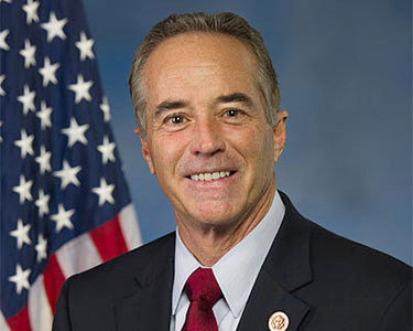 Rep. Chris Collins (R) NY-27. Photo: official portrait