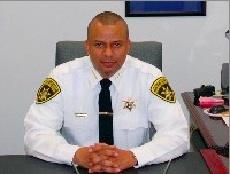 Chemung County Sheriff Chris Moss. Photo: Chemung County