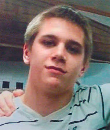Police are trying to fill in blanks surrounding the vanishing of 18 year old Colin Gillis (Photo provided)