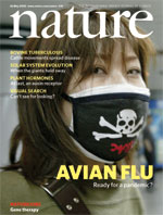 Avian flu has made headlines globally (Source:  Nature Magazine