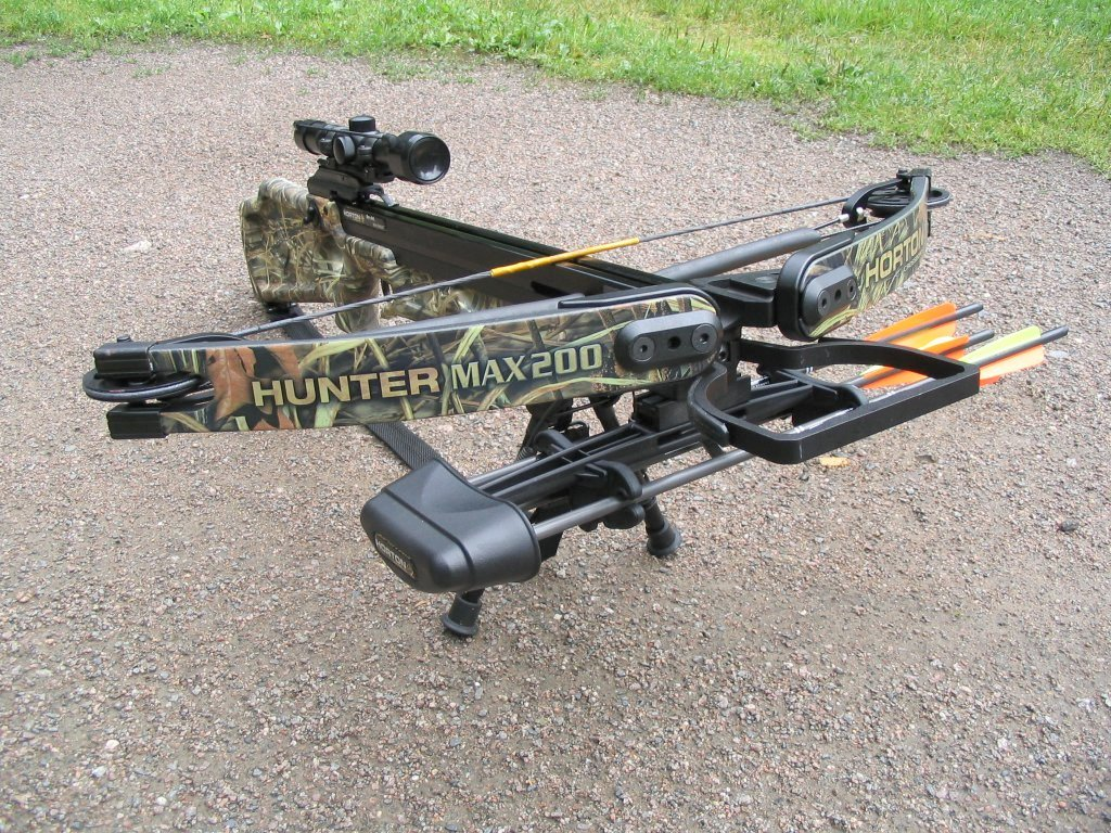 Crossbows allowed this weekend over much of upstate New York