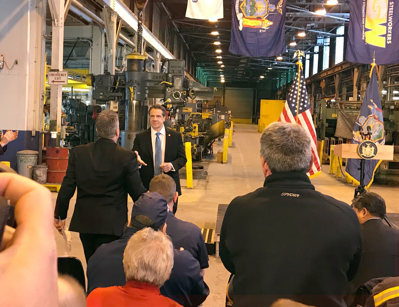 UPDATED: Alcoa, NYPA reach 7-year deal to stay in Massena