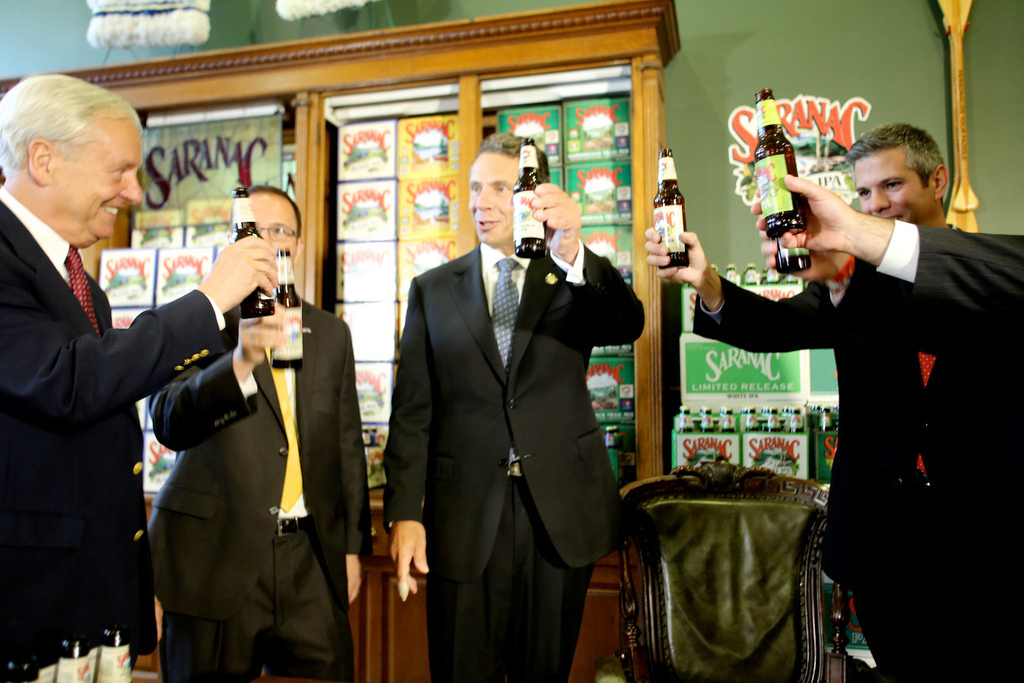 New York Craft Brewers Invited To Compete Head-To-Head