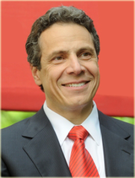 Governor Andrew Cuomo (Source:  NYS)