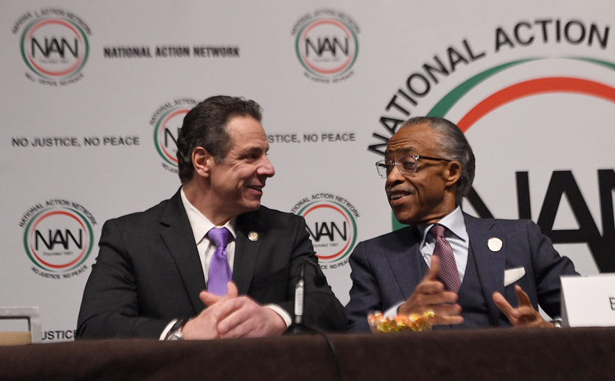 Voting rights for parolees restored in NY under Cuomo executive order