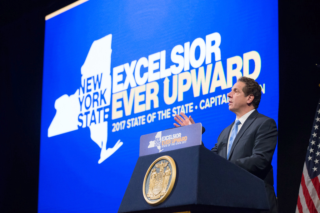 NY state will sue to block federal tax plan, Cuomo says