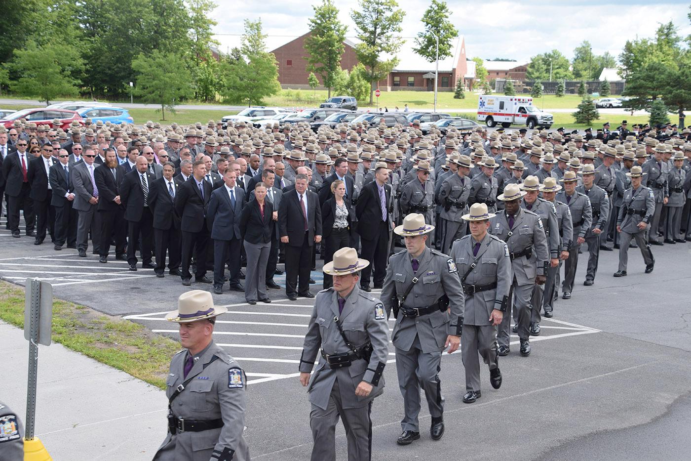 Services set for Nichole Walters, Trooper Joel Davis