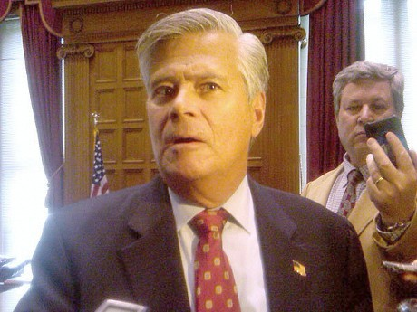Senate GOP leader Dean Skelos.