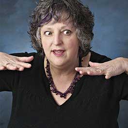 Brockville storyteller Deborah Dunleavy