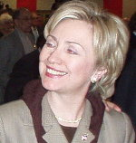 Sen. Hillary Rodham Clinton (File photo)