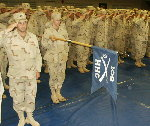 Welcome home ceremony January 2005
