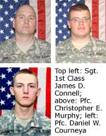Three Ft. Drum soldiers confirmed killed in ambush south of Baghdad