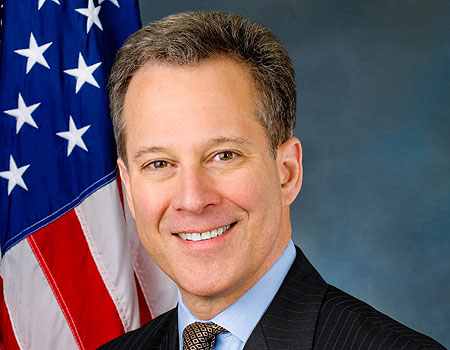 "NY State Attorney General Eric Schneiderman says people should be ""vigilant"" about price gouging during ice storm clean-up.  (NCPR file photo)"