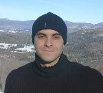 Faisal Faisal in Lake Placid