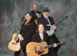 The Atkinson Family Bluegrass Band