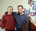 Bill Vitek and Dan Gagliardi, <i>A Fine Line</i> joined us in the studio in November
