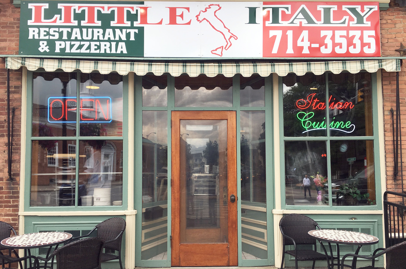 Grabbing A Slice At Cantons New Little Italy Ncpr News