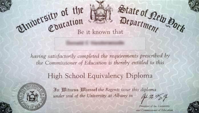 General Educational Development