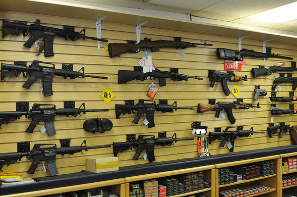Support for assault weapons ban surges after Parkland shooting